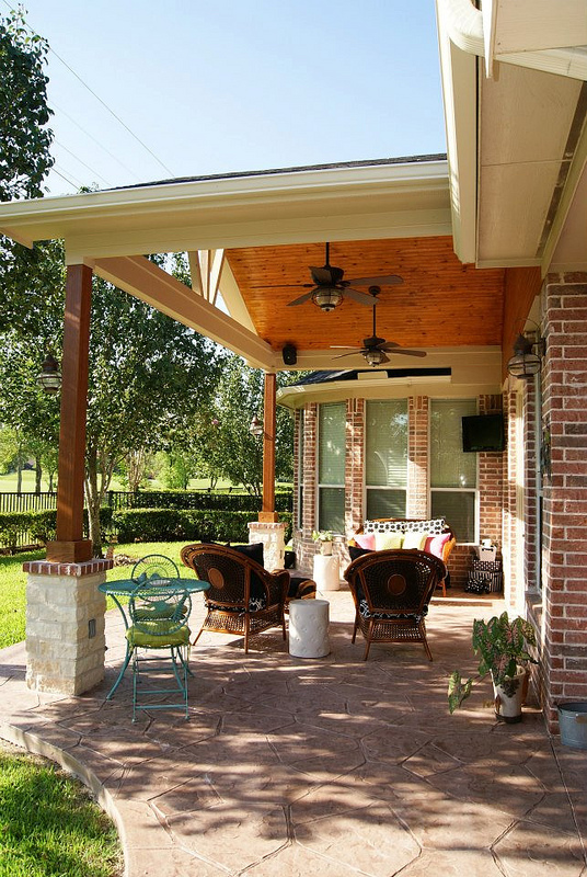 popular flooring options for your outdoor space texas custom patios