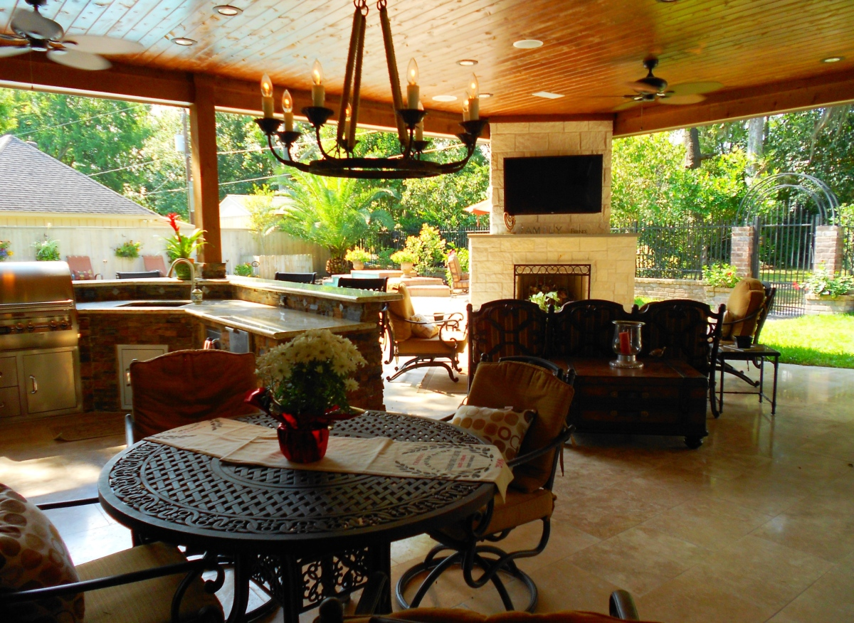 your dream patio how much should you budget texas