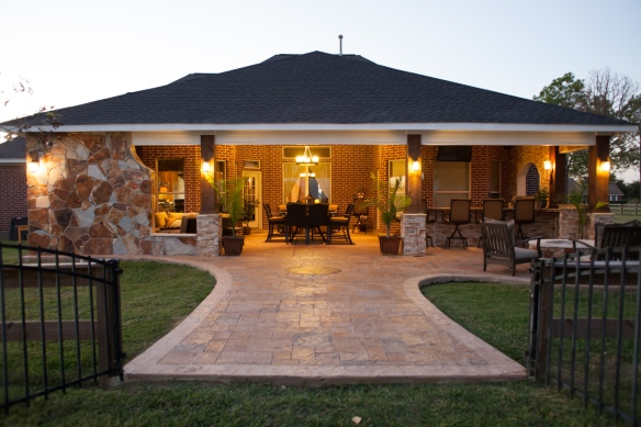 Your Design Build Outdoor Living Experts Win Houston S