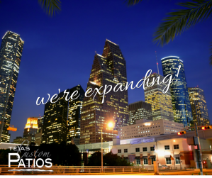 we're expanding!
